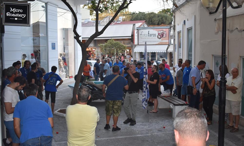 Χανιά: Ο κόσμος… απαίτησε άνοδο στη Super League (photos)