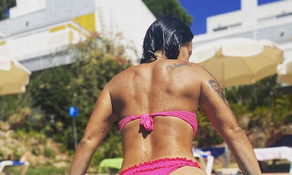 «Φωτιά» η σύζυγος παίκτη του ΠΑΟΚ: Έβγαλε τα οπίσθιά της στο Instagram!