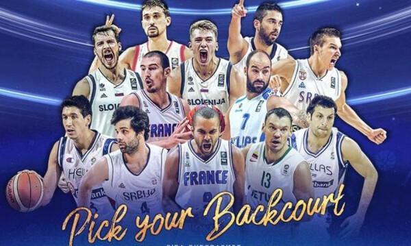 Με άρωμα Ελλάδας οι κορυφαίοι γκαρντ του Eurobasket