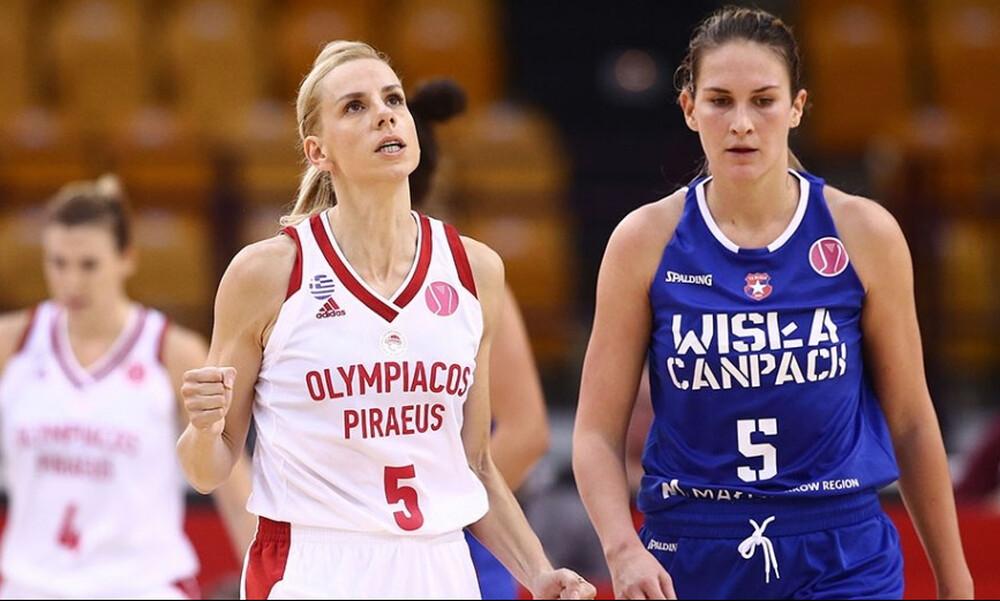 Ολυμπιακός: Ανανέωσαν Σταμάτη και Σπυριδοπούλου