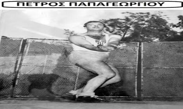 Θλίψη στον ελληνικό στίβο - «Έφυγε» ο Πέτρος Παπαγεωργίου