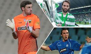 Ο Μπάρκας κι οι Έλληνες που έχουν παίξει στη Σκωτία (photos+videos)