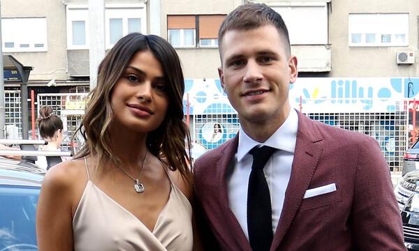 Η «πληρωμένη» απάντηση της συζύγου του Νέντοβιτς! (photos)