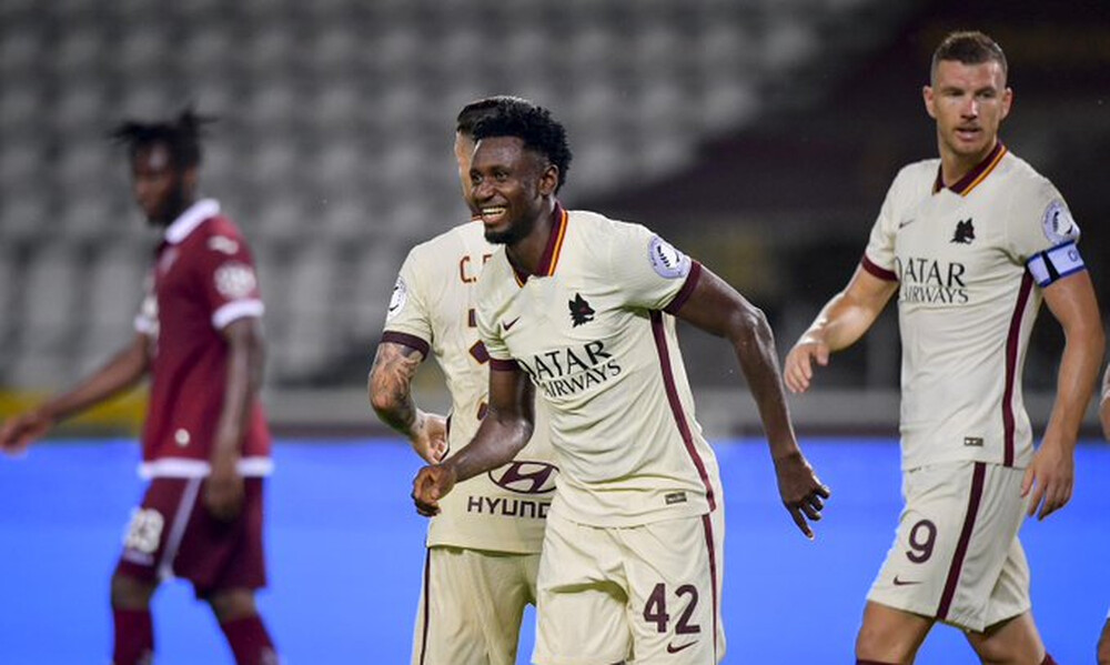Serie A: Στους ομίλους του Europa League η Ρόμα, ήττα για τη Γιουβέντους!