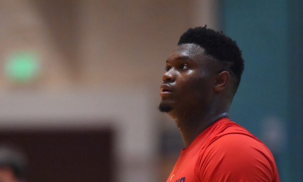 NBA: Την τελευταία στιγμή του Ζάιον