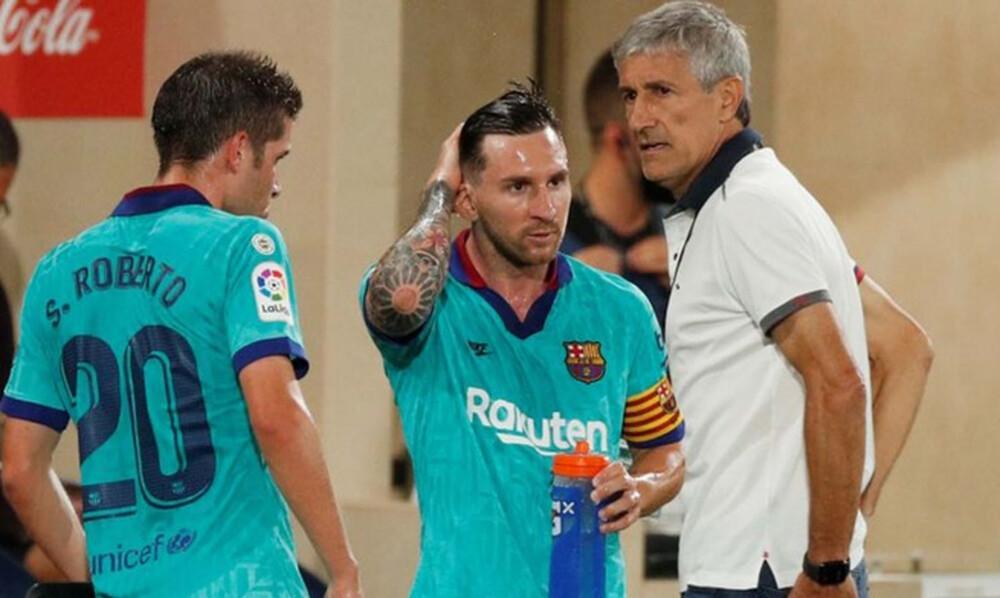 Μπαρτσελόνα: Φεύγει αν δεν πάρει το Champions League ο Σετιέν