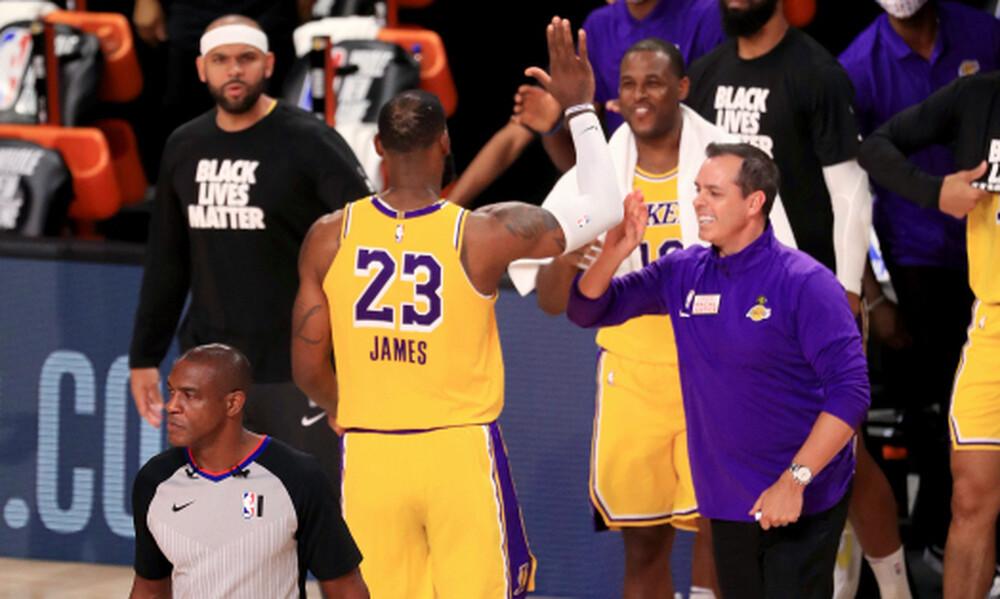 NBA: Με Λεμπρόν τη νίκη οι Λέικερς (video)