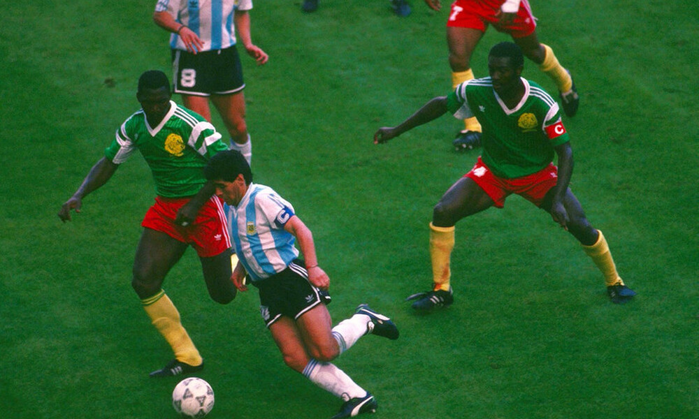 Θρήνος: «Έφυγε» ο αρχηγός του Καμερούν στο Μουντιάλ του 1990 (photos)