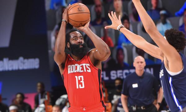 NBA: Σόου Χάρντεν και επική νίκη Ρόκετς (videos)
