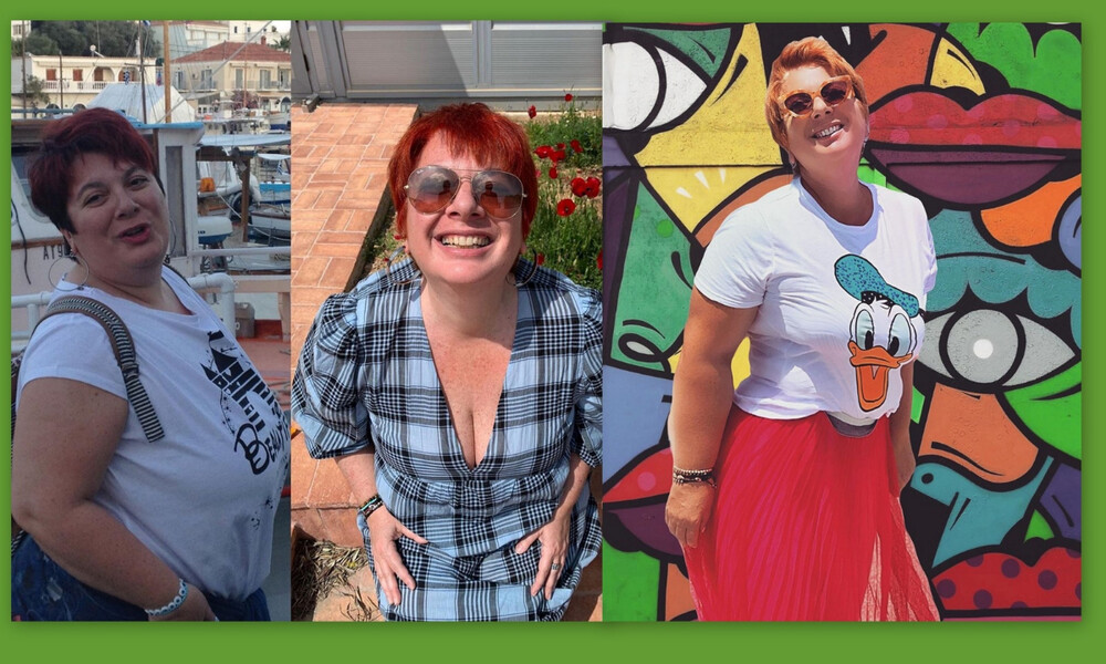 Ελεάννα Τρυφίδου: Η μεγάλη αλλαγή στο σώμα της μέσα από φώτο