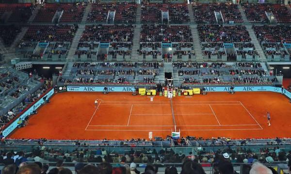 Τένις: Στον «αέρα» το Όπεν της Μαδρίτης λόγω κορονοϊού