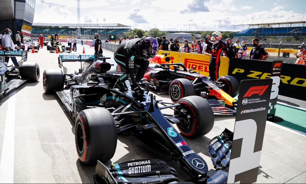 Formula 1: Στην pole position και στο «σπίτι» του ο Χάμιλτον! (photo)