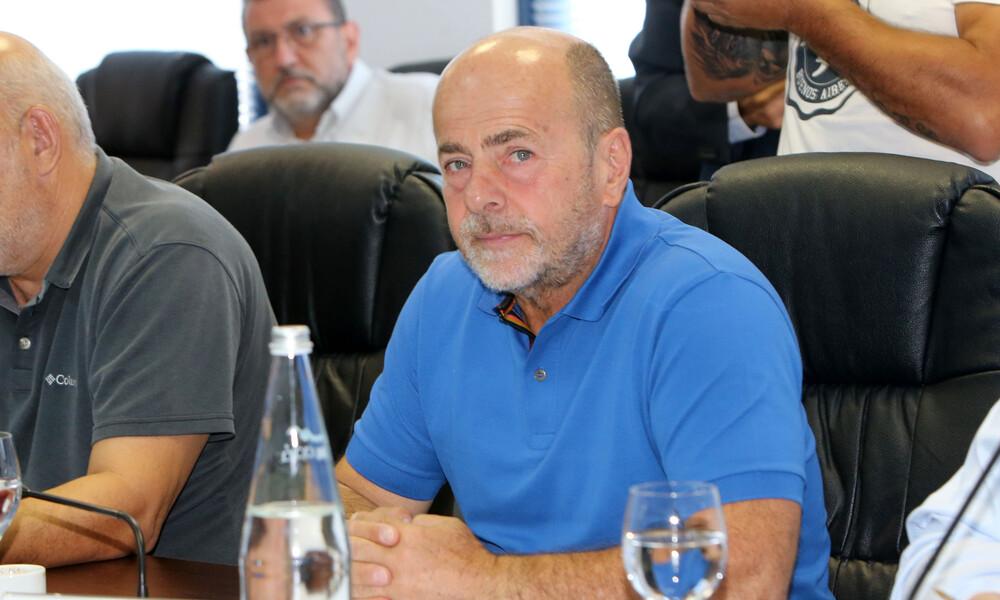 Super League: Ένταση με την πρόταση Αλαφούζου – «Μάχη» ΠΑΟΚ-Ολυμπιακού