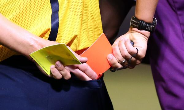 Νέος κανονισμός στην Αγγλία: Κόκκινη κάρτα για το… βήξιμο