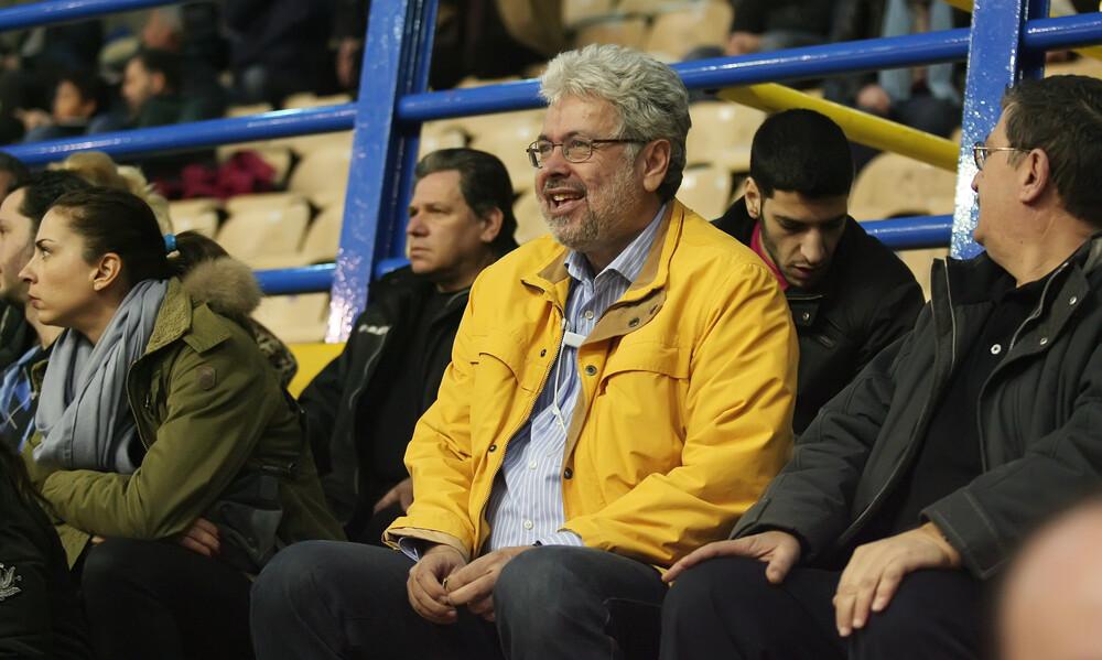 Δ. Αγγελόπουλος: «Θα στηρίξω τον Βασιλακόπουλο»