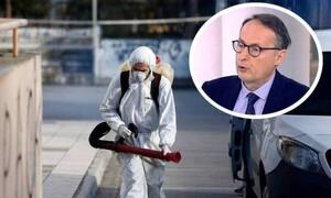 Κορονοϊός - Σύψας: «Η άγνοια σκοτώνει!» - Τι είπε για τους ασυμπτωματικούς και την επαναφορά του SMS