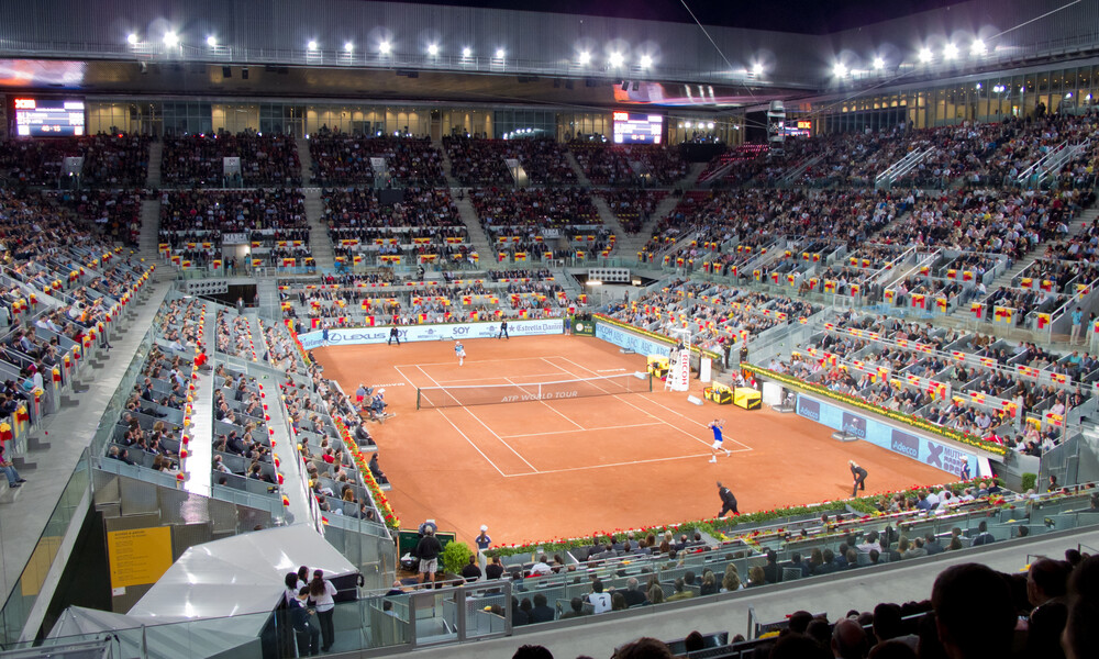 Τένις: Δεν θα διεξαχθεί το τουρνουά της Μαδρίτης