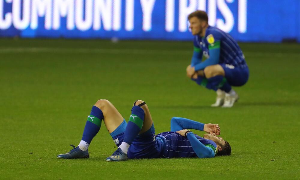 Οριστικός ο υποβιβασμός της Γουίγκαν στη League One
