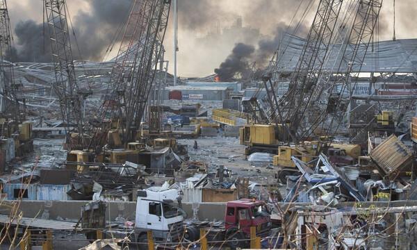 Βηρυτός: Κόλαση επί Γης από την φονική έκρηξη - Πάνω από 78 νεκροί, χιλιάδες τραυματίες