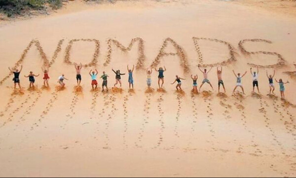 Nomads: Πρώην παίκτρια «αναστάτωσε» τη Μύκονο (photos+video)