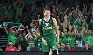 Άαρον Ουάιτ: Ελλάδα, μπάσκετ, Παναθηναϊκός!