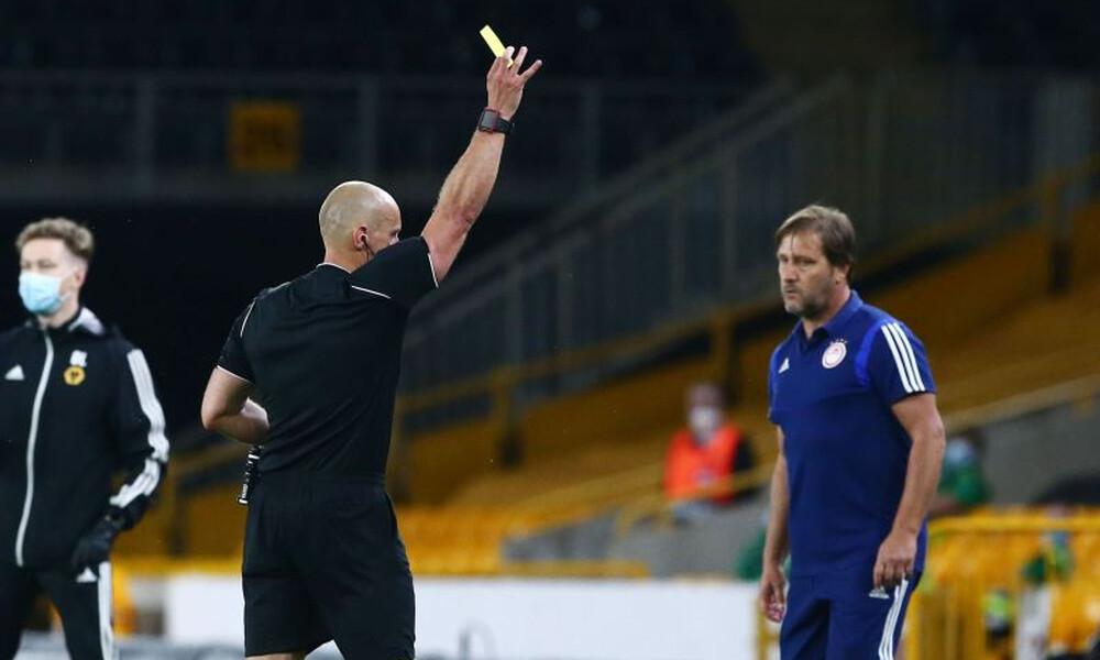Γουλβς – Ολυμπιακός: «Τρελάθηκε» ο Μαρτίνς με τον Μαρτσίνιακ! (videos+photos)