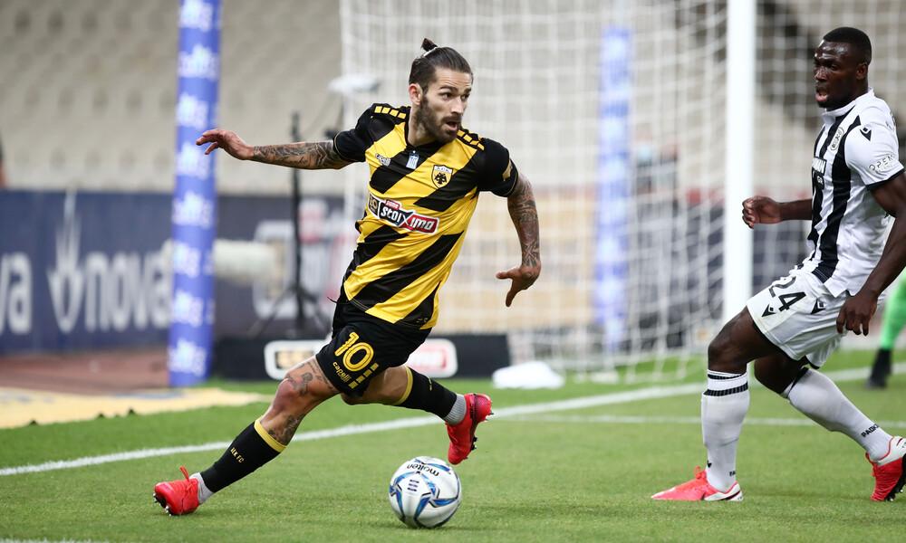 Λιβάγια: «Στην ΑΕΚ παίζω το καλύτερο ποδόσφαιρο»