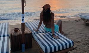 Ποια Μάρτα; Έχεις δει την «Ελληνίδα Θεά» του Ρομπέρτο; (photos)