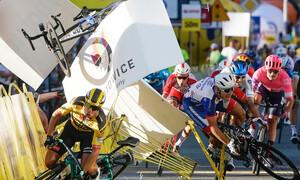 Ποδηλασία: Βγήκε από το κώμα ο Γιάκομπσεν (video)