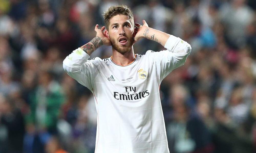 Σέρχιο Ράμος: «Σημαντικό το πρωτάθλημα, αλλά μας θλίβει το Champions League»