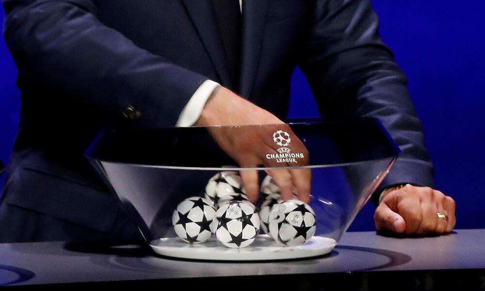 Champions League: Τα ζευγάρια του Α' προκριματικού – Με Ρίγα η Μακάμπι του Δώνη