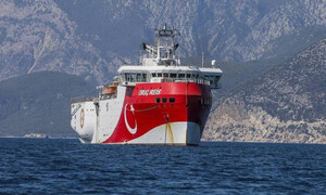 Συναγερμός στο Αιγαίο: Νέα πρόκληση της Τουρκίας - Εξέδωσε Navtex για έρευνες του Oruc Reis