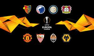 Europa League: Αυλαία στο Final 8 με φαβορί τη Μάντσεστερ Γιουνάιτεντ