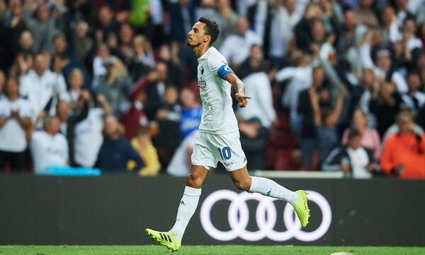 Europa League: Με Ζέκα για την «έκπληξη» η Κοπεγχάγη (photos)