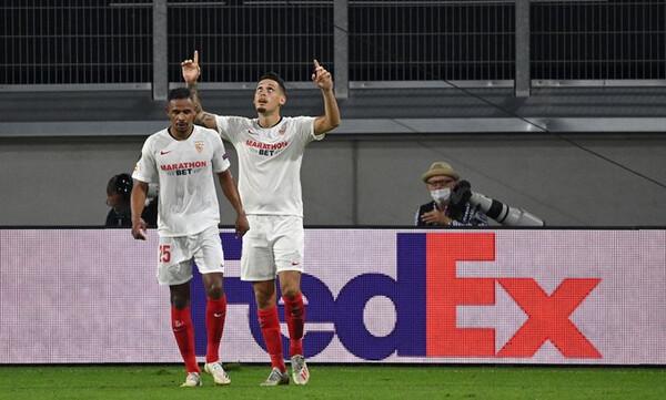 Σεβίλλη-Γουλβς 1-0: Με λυτρωτή Οκάμπος στον ημιτελικό (video+photos)