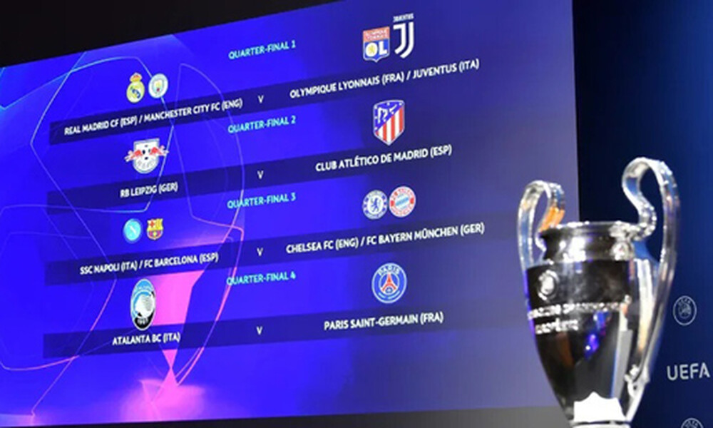 Champions League: Η πρόκληση της Παρί και η «σταχτοπούτα» Αταλάντα
