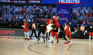 NBA: Τρομερή ανατροπή οι Ράπτορς (videos)