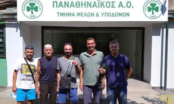 Αγγίζουν τις 4.400 οι εγγραφές και ανανεώσεις των μελών του Παναθηναϊκού ΑΟ! (photos)