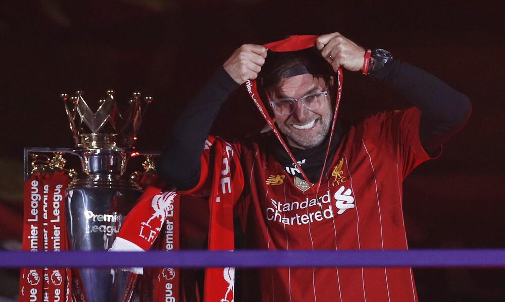 Premier League: Προπονητής της χρονιάς ο Κλοπ