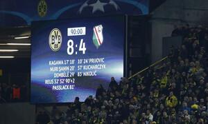 Οι… νύχτες τρόμου στο Champions League! (videos & photos)