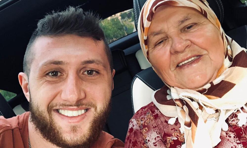 Θρήνος για τον Νούρκιτς: «Έφυγε» η γιαγιά του από κορονοϊό (photos)