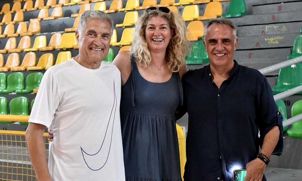 Γιώργος Δερμάτης στο Onsports: «Συνέπεια και όρεξη για δουλειά»