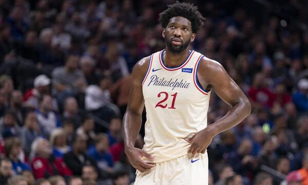 NBA: Η αυτοκριτική του Εμπίντ