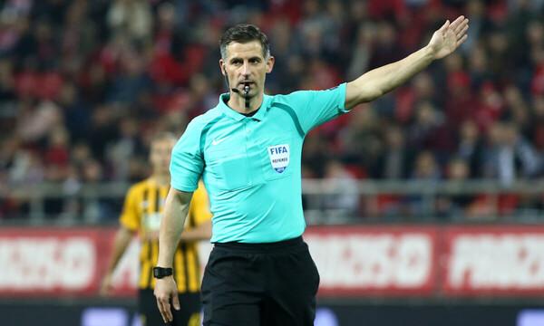 Στον τελικό του Europa League ο Σιδηρόπουλος!