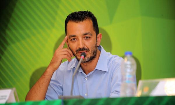 Βόβορας: «Θέλουμε μια ομάδα που θα παίζει με το 100% της ενέργειας μας»
