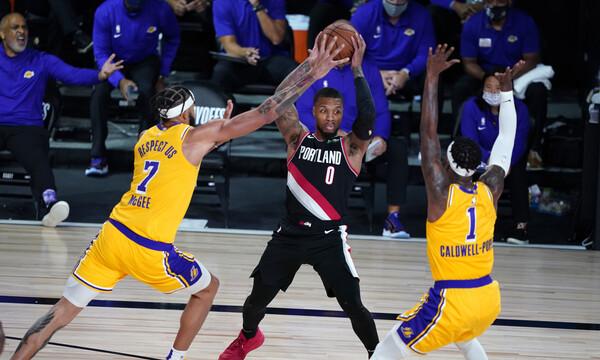 NBA: Με «τρομερό» Λίλαρντ «έκπληξη» με το «καλημέρα» οι Μπλέιζερς (videos)