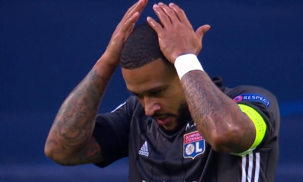 Champions League: Γκολάρα η Μπάγερν, άτυχη και με δοκάρι η Λιόν (vids)