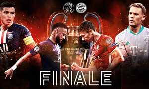 LIVE ο τελικός του Champions League: Παρί Σεν Ζερμέν-Μπάγερν Μονάχου 0-1 (Τελικό)