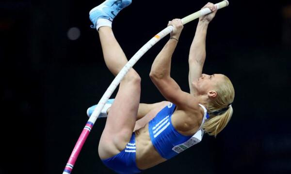 Στίβος: Χαμηλή «πτήση» στα 4,32μ. για τη Νικόλ Κυριακοπούλου στο Diamond League της Στοκχόλμης