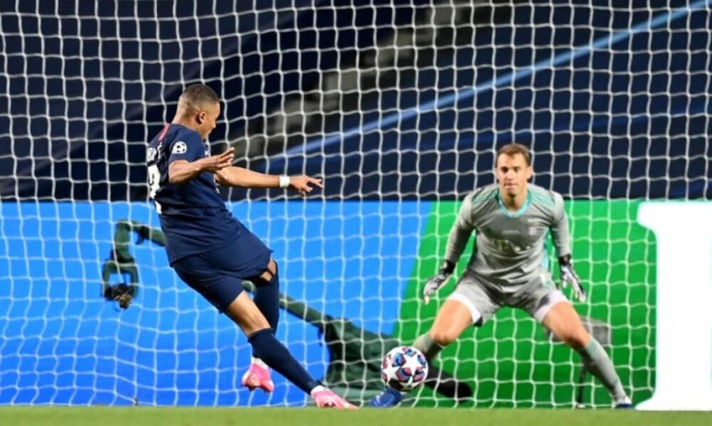 Τελικός Champions League: Για Εμπαπέ… δε χάνεται! (Video)